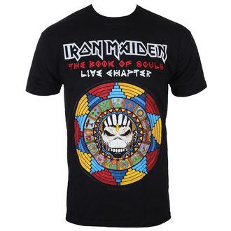 tricou stil metal bărbați Iron Maiden - BOS Live - ROCK OFF, ROCK OFF, Iron Maiden