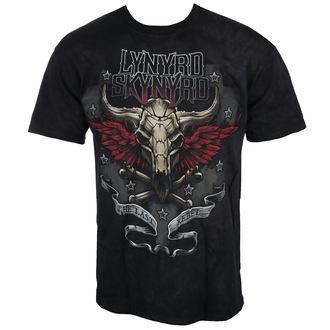 tricou stil metal bărbați Lynyrd Skynyrd - The Last Rebel - LIQUID BLUE, LIQUID BLUE, Lynyrd Skynyrd
