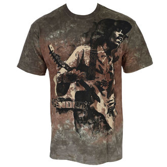 tricou stil metal bărbați Jimi Hendrix - Stone Free - LIQUID BLUE, LIQUID BLUE, Jimi Hendrix