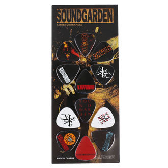 Pene chitară Soundgarden - PERRIS LEATHERS, PERRIS LEATHERS, Soundgarden