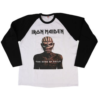 tricou stil metal bărbați Iron Maiden - Book Of Souls - ROCK OFF, ROCK OFF, Iron Maiden