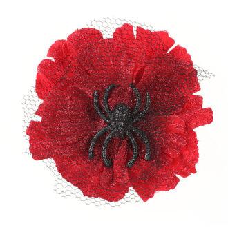 Clamă de Păr Spider - Red