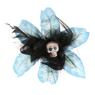 Clamă de Păr - Flower - Turquise