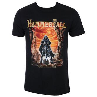 tricou stil metal bărbați Hammerfall - Glory To The Brave – 20th Anniversary Edition - NAPALM RECORDS, NAPALM RECORDS, Hammerfall