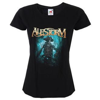 tricou stil metal femei Alestorm - No Grave But The Sea - NAPALM RECORDS, NAPALM RECORDS, Alestorm