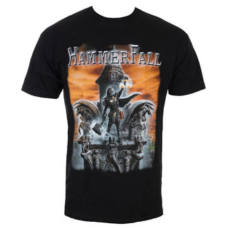 tricou stil metal bărbați Hammerfall - Built To Last - NAPALM RECORDS, NAPALM RECORDS, Hammerfall
