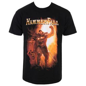 tricou stil metal bărbați Hammerfall - Hector - NAPALM RECORDS, NAPALM RECORDS, Hammerfall