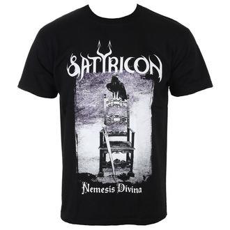 tricou stil metal bărbați Satyricon - Nemesis Divina - NAPALM RECORDS, NAPALM RECORDS, Satyricon