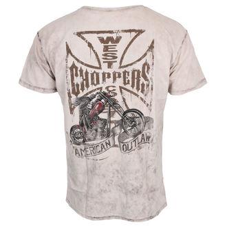 tricou bărbați - CHOPPER DOG - West Coast Choppers, West Coast Choppers