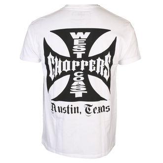 tricou bărbați - OG CROSS ATX - West Coast Choppers, West Coast Choppers