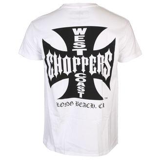 tricou bărbați - OG CROSS - West Coast Choppers, West Coast Choppers