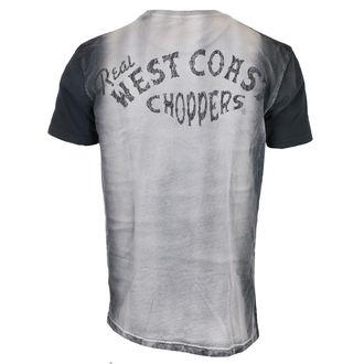 tricou bărbați - REAL - West Coast Choppers, West Coast Choppers