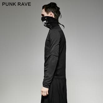 tricou stil gotic și punk bărbați - Monster - PUNK RAVE, PUNK RAVE