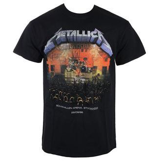 tricou stil metal bărbați Metallica - Stockholm 86 -, Metallica