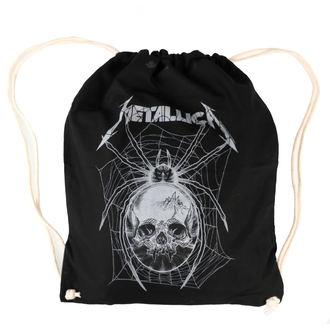 Rucsac Metallica - Grey Spider Black, Metallica