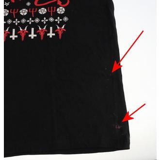 tricou stil gotic și punk bărbați - SATAN'S LIL HELPER EVIL - TOO FAST, TOO FAST