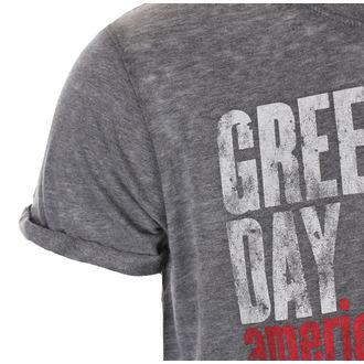 tricou stil metal bărbați Green Day - American Idiot Vintage - ROCK OFF, ROCK OFF, Green Day