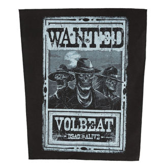 Petic VOLBEAT - WANTED - ROCK OFF, ROCK OFF, Volbeat