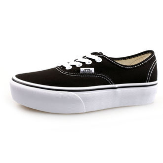 adidași scurți femei - UA AUTHENTIC PLATFOR Black - VANS, VANS