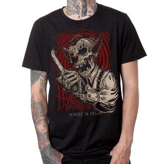 tricou hardcore bărbați - CLOWN - HYRAW