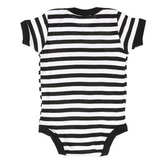 Body copil SLIPKNOT - LOGO B&W ONESIE - BRAVADO, BRAVADO, Slipknot