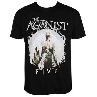 tricou stil metal bărbați Agonist - Five - NAPALM RECORDS, NAPALM RECORDS, Agonist