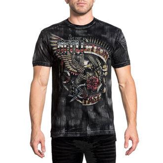 tricou hardcore bărbați - Metal Split - AFFLICTION, AFFLICTION