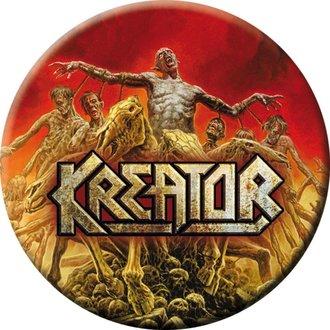 Insignă KREATOR - Phantom antichrist - NUCLEAR BLAST, NUCLEAR BLAST, Kreator