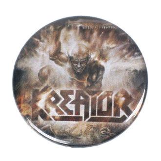 Insignă KREATOR - Phantom antichrist - limitat - NUCLEAR BLAST, NUCLEAR BLAST, Kreator