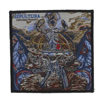 Petic SEPULTURA - MACHINE MESSIAH - RAZAMATAZ, RAZAMATAZ, Sepultura