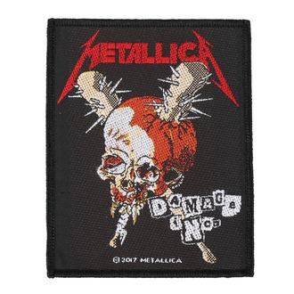 Petic METALLICA - DAMAGE - RAZAMATAZ, RAZAMATAZ, Metallica