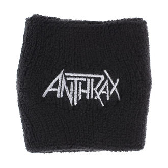 Bandană de mână ANTHRAX - LOGO - RAZAMATAZ, RAZAMATAZ, Anthrax