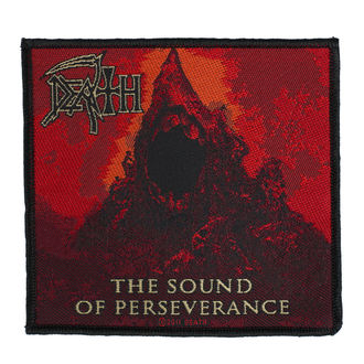 Petic DEATH - SOUND OF PERSEVERANCE - RAZAMATAZ, RAZAMATAZ, Death