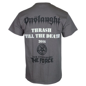 tricou stil metal bărbați Onslaught - THE FORCE 30TH ANNIVERSARY - RAZAMATAZ, RAZAMATAZ, Onslaught