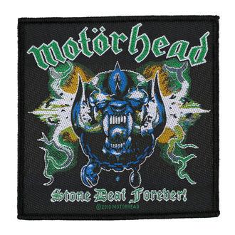 Petic Motorhead - STONE DEAF FOREVER - RAZAMATAZ, RAZAMATAZ, Motörhead