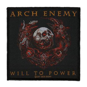Petic ARCH ENEMY - WILL TO POWER - RAZAMATAZ, RAZAMATAZ, Arch Enemy