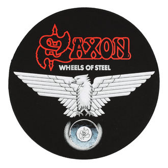 Petic mare SAXON - WHEELS OF STEEL - RAZAMATAZ, RAZAMATAZ, Saxon