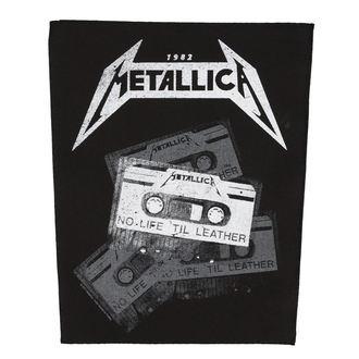 Petic mare METALLICA - NO LIFE 'TIL LEATHER - RAZAMATAZ, RAZAMATAZ, Metallica