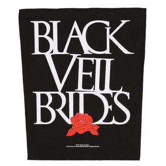 Petic mare BLACK VEIL BRIDES - ROSE - RAZAMATAZ, RAZAMATAZ, Black Veil Brides