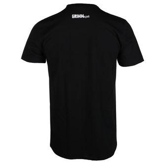 tricou hardcore bărbați - HANGING AROUND - GRIMM DESIGNS, GRIMM DESIGNS
