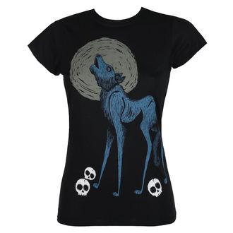 tricou hardcore femei - LONER - GRIMM DESIGNS, GRIMM DESIGNS
