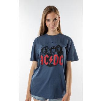 tricou stil metal bărbați AC-DC - AMPLIFIED - AMPLIFIED, AMPLIFIED, AC-DC