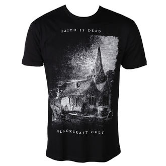 tricou bărbați - Faith is Dead - BLACK CRAFT, BLACK CRAFT