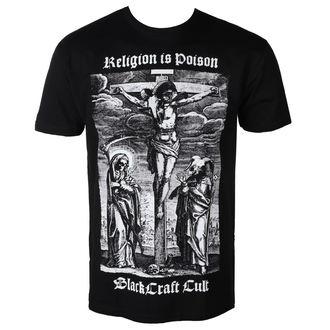 tricou bărbați - Religion is Poison - BLACK CRAFT, BLACK CRAFT