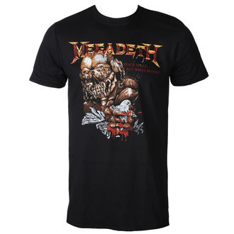 tricou stil metal bărbați Megadeth - PEACE SELLS BUT WHO'S BUYING - PLASTIC HEAD, PLASTIC HEAD, Megadeth