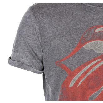 tricou stil metal bărbați Rolling Stones - Vintage Tongue Logo - ROCK OFF, ROCK OFF, Rolling Stones