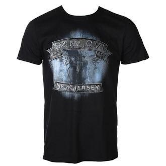 tricou stil metal bărbați Bon Jovi - NEW JERSEY - PLASTIC HEAD, PLASTIC HEAD, Bon Jovi