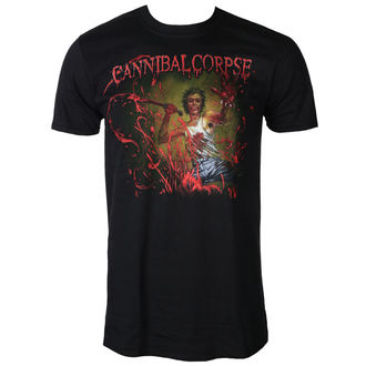 tricou stil metal bărbați Cannibal Corpse - RED BEFORE BLACK - PLASTIC HEAD, PLASTIC HEAD, Cannibal Corpse