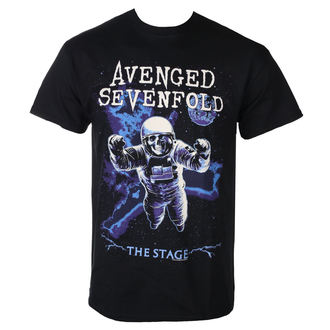 tricou stil metal bărbați Avenged Sevenfold - POLARISED ASTRONAUT - PLASTIC HEAD, PLASTIC HEAD, Avenged Sevenfold