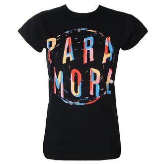 tricou stil metal femei Paramore - PAINTING SPIRAL - PLASTIC HEAD, PLASTIC HEAD, Paramore
